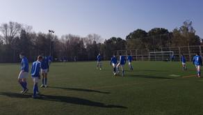 EF Rivas Vaciamadrid C 1 - 5 Cadete Masculino