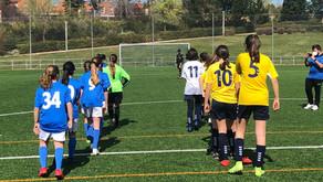 Infantil Femenino 0 - 5 Torrelodones CF