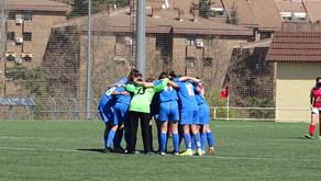 Electrocor Las Rozas 2 - 1 Juvenil Femenino