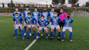 Aficionado Masculino 0 - 1 EF Rivas