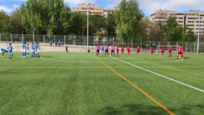 Racing Villaverde CF 1 - 0 Aficionado Masculino
