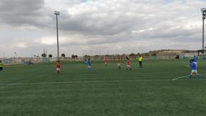 Benjamín 1 - 5 Rivas FC B