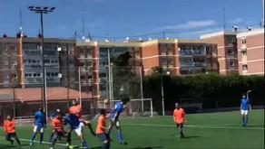 Unión Elipa 1 - 0 Juvenil Masculino