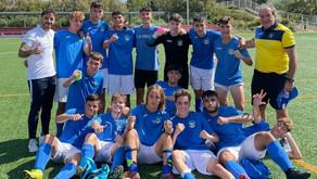AD Complutense Alcalá D 0 - 1 Juvenil Masculino