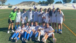 Club Atlético Torres de la Alameda 0 - 2 Cadete Femenino