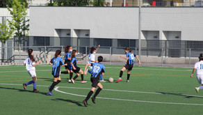 CD Madrid Sur Latina 3 - 2 Juvenil Femenino