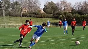 Infantil Masculino A 0 - 1 EF Arganda B