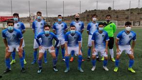 EF Arganda 2 - 0 Aficionado Masculino