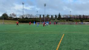 Cadete Masculino 6 - 0 AD Arganda CF B