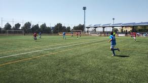 Rivas FC D 1 - 5 Juvenil Masculino