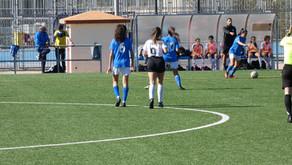Juvenil Femenino 5 - 0 Madrid CFF C