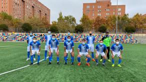 Españoleto CF 0 - 2 Aficionado Masculino