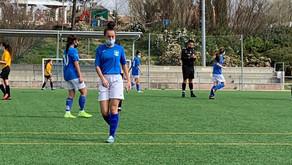 Juvenil Femenino 3 - 0 CD Nuevo Boadilla