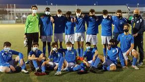 UD Juventud Torrejón 1 - 2 Cadete Masculino