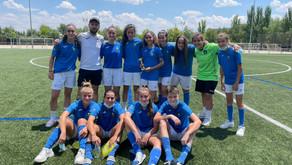 El Cadete Femenino se proclama vencedor del torneo Yellow Soccer Heels