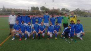 Infantil Masculino A 5 - 2 CF Campo Real