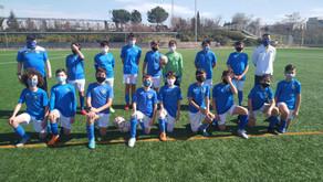 Infantil Masculino B 0 - 6 Vallecas CF