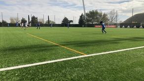 Real Madrid CF 11 - 0 Juvenil Femenino