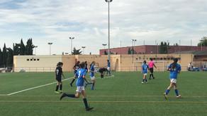 Cadete Femenino 2 - 2 Olímpico Las Rosas