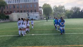 Madrid CFF 7 - 1 Infantil Femenino