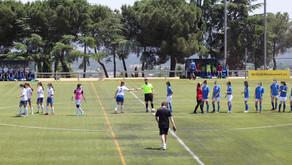 Torrelodones 3 - 3 Juvenil Femenino