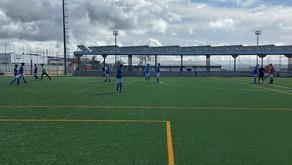 Rivas Fútbol Club D 0 - 2 Cadete Masculino
