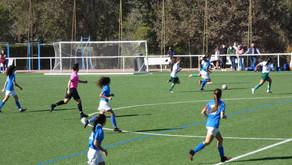 Escuela de Fútbol AFE B 3 - 4 Juvenil Femenino