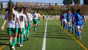 Juvenil Femenino 2 - 0 AFE A