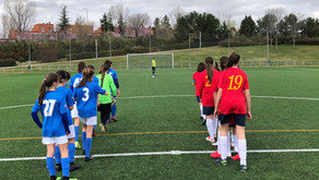 Infantil Femenino 3 - 0 ADYC Pinto