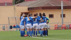 Juvenil Femenino 1 - 2 CF Fuenlabrada