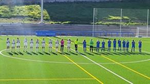 Madrid CF Femenino A 5 - 0 Cadete Femenino