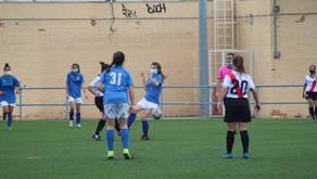 Juvenil Femenino 1 - 3 Fundación Rayo Vallecano A