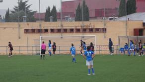 Cadete Femenino 0 - 8 Real Madrid CF