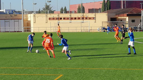 Infantil Masculino A 1 - 0 AD Fútbol Sala Chinchón