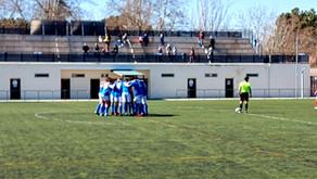 Atlético Velilla B 0 - 1 Cadete Masculino