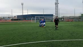Ciudad del Fútbol 11 - 1 Infantil Femenino