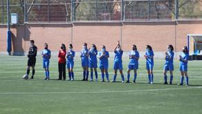 CD Leganés SAD 9 - 0 Juvenil Femenino