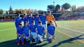 Cadete Masculino 4 - 3 Rivas FC C
