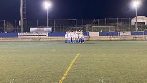 AD Sporting Hortaleza 1 -1  Cadete Femenino