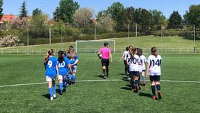Infantil Femenino 0 - 10 AD Sporting de Hortaleza