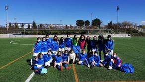 Infantil Femenino 0 - 0 Alevín Femenino