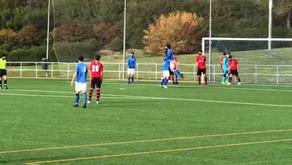 Juvenil Masculino 6 - 0 AD Arganda CF B