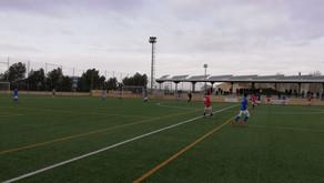 Infantil Masculino B 0 - 6  Rivas Fútbol Club C
