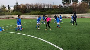 Infantil Femenino 1 - 4 Colegio Miramadrid
