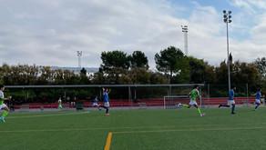 Juvenil Masculino 0 - 1 EF Rivas Vaciamadrid A