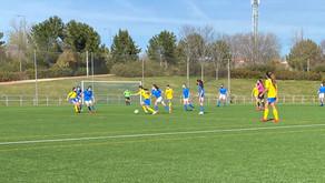 Cadete Femenino 3 - 1 Valdemoro CF