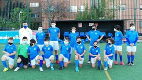 CFD Elida Olimpia B 2 - 2 Infantil Masculino B