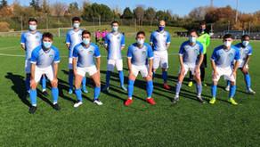Aficionado Masculino 0 - 1 Inter de Valdemoro