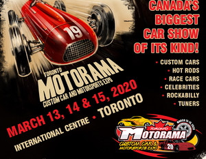MOTORAMA CUSTOM CAR AND MOTORSPORTS EXPO