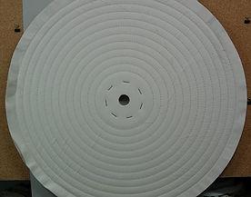 disco macro lucidatura per robot